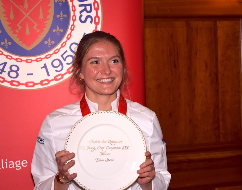 Ellie Shaw Young Chef of the Year