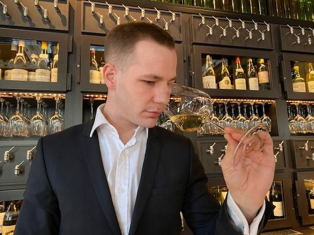 Paul Robineau Young Sommelier 2020