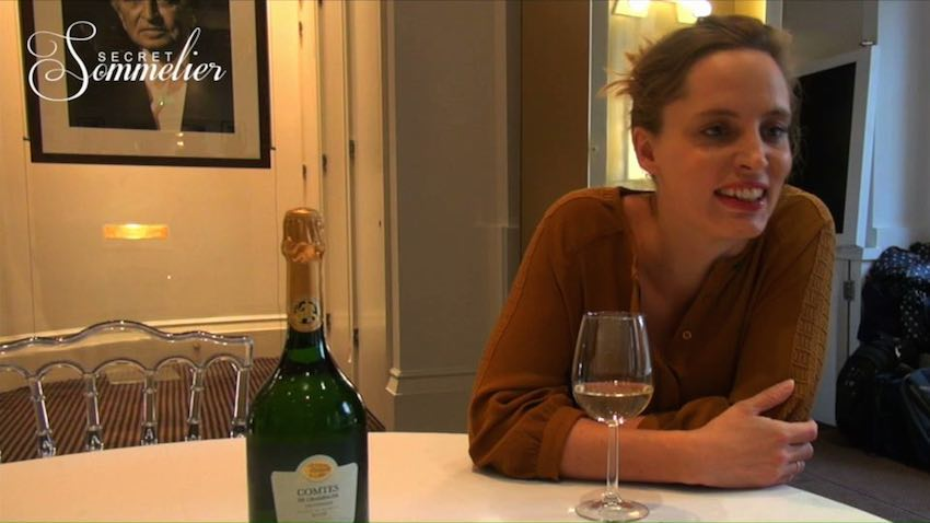 Vitalie Taittinger Interview