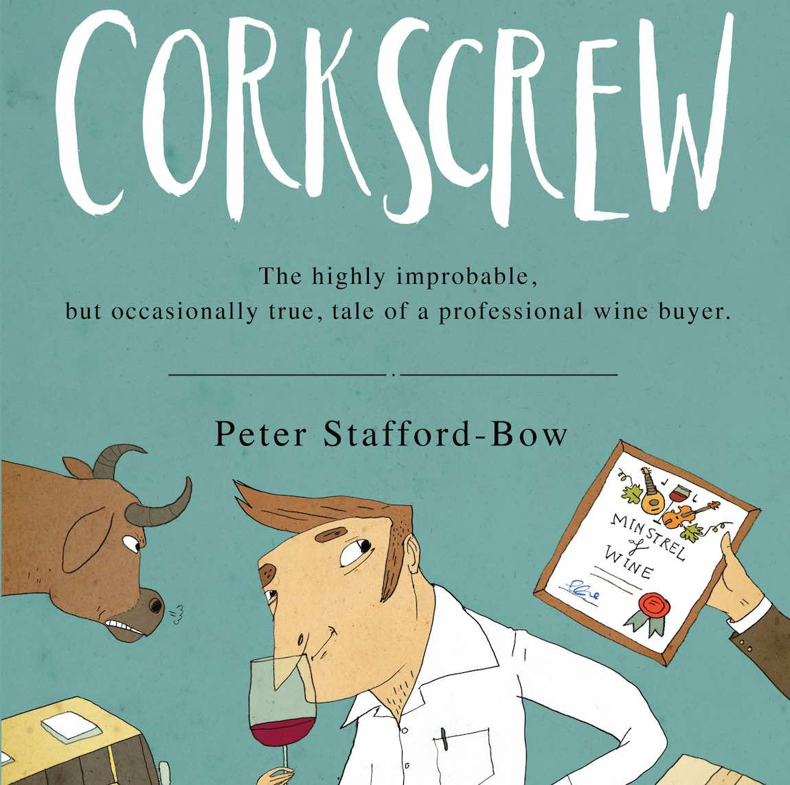 Corkscrew book review Peter Stafford-Bow