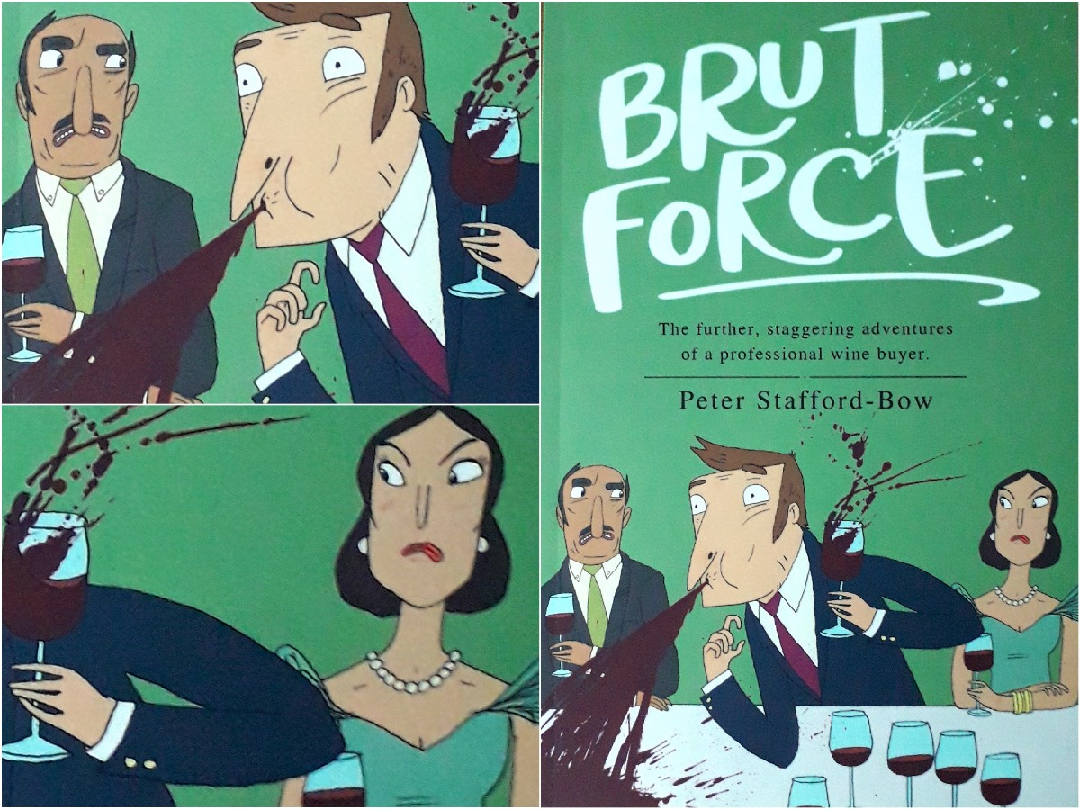 Brut Force - Peter Stafford-Bow Review