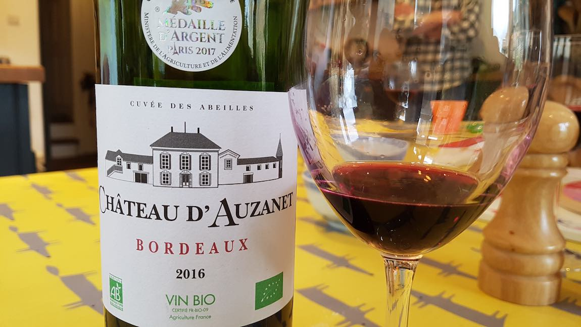 Chateau D'Auzanet - Good Value Organic Claret