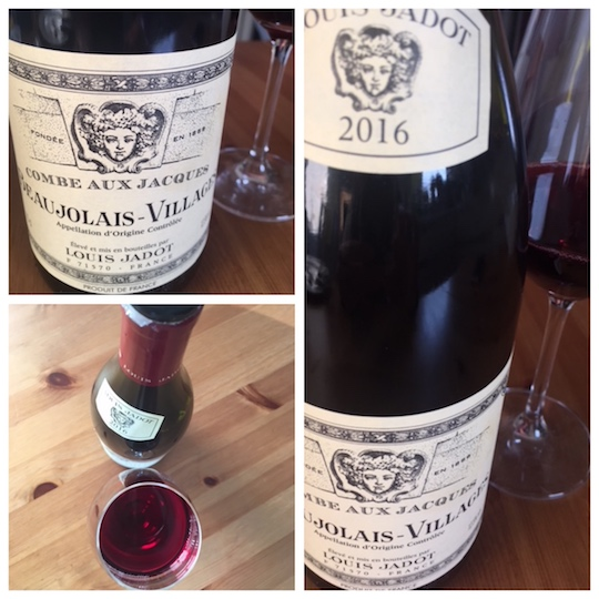 Louis Jadot Beaujolais-Village 2016 Gamay