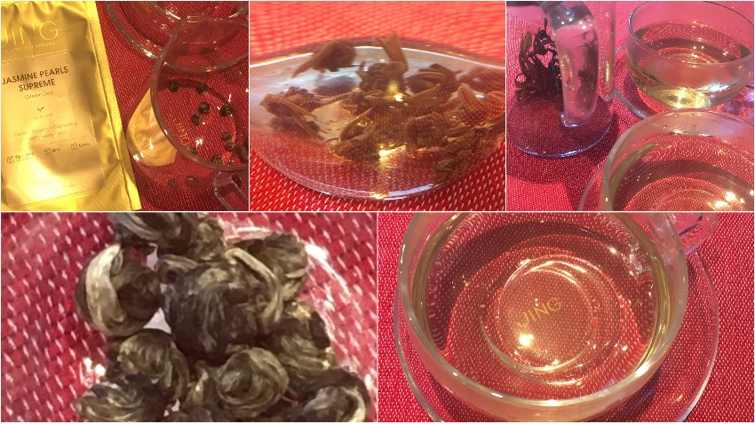 Wuyi Oolong Tea tasting review