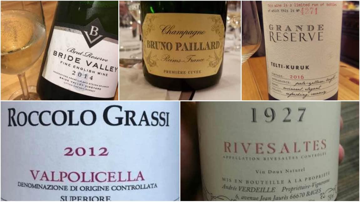 Perfect Wedding Wine Lists Wine Blog Uk Wine Tasting London