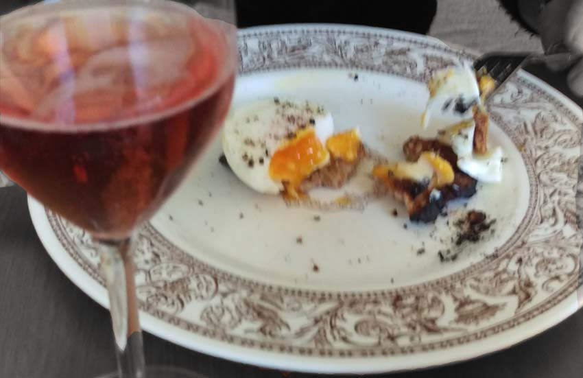 eggs taittinger