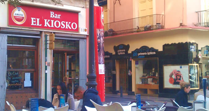 Eating out in Valencia - Tapas bars