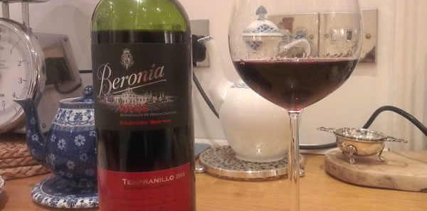 Beronia Rioja 2010 Especial