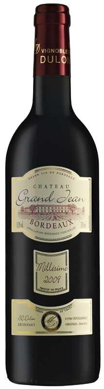 Chateaux Grand jean
