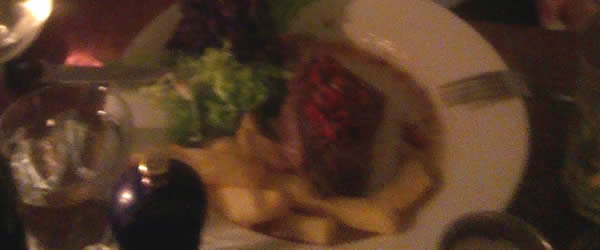 Steak bavette