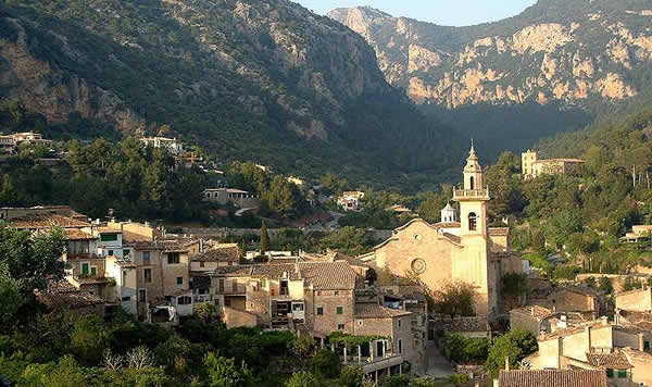 Valldemossa Mallorca, Spain